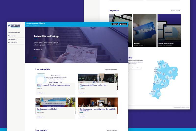 Démo du site de Nouvelle-Aquitaine Mobilités